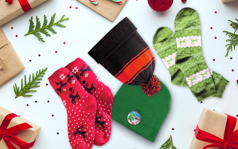 Holiday Gift Preps: Something Warm and Cozy