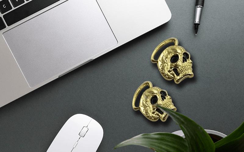 custom pin 3d mold