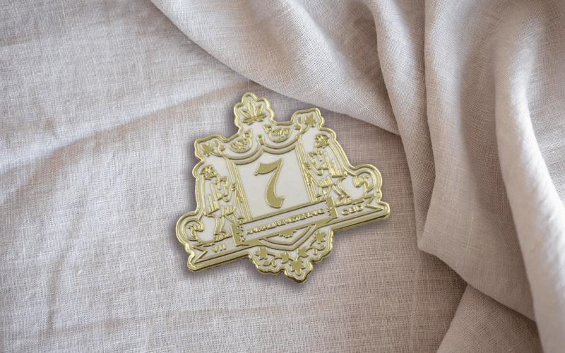 custom pin hard enamel