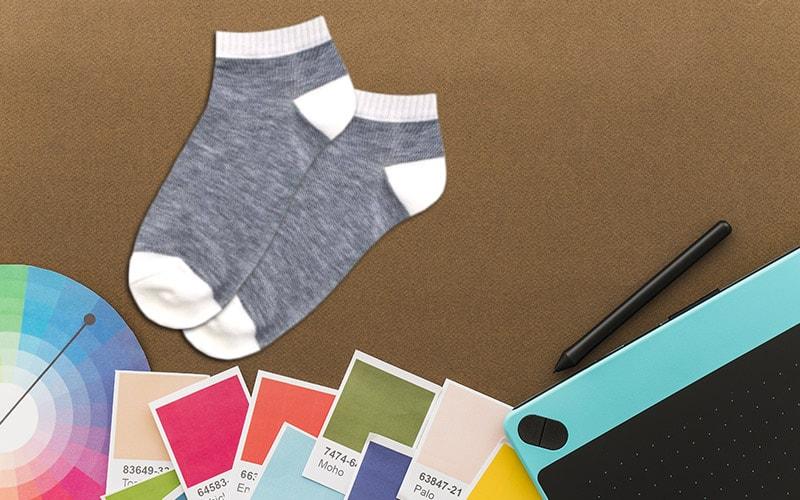 design custom socks