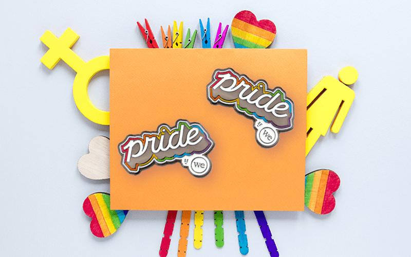 pride custom pin