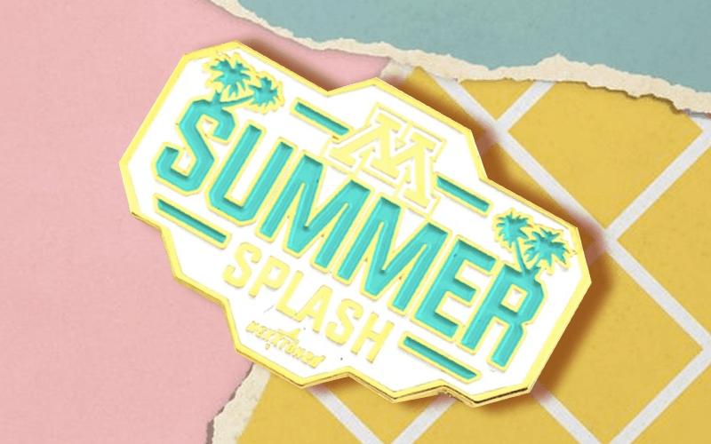 custom summer pin summer splash