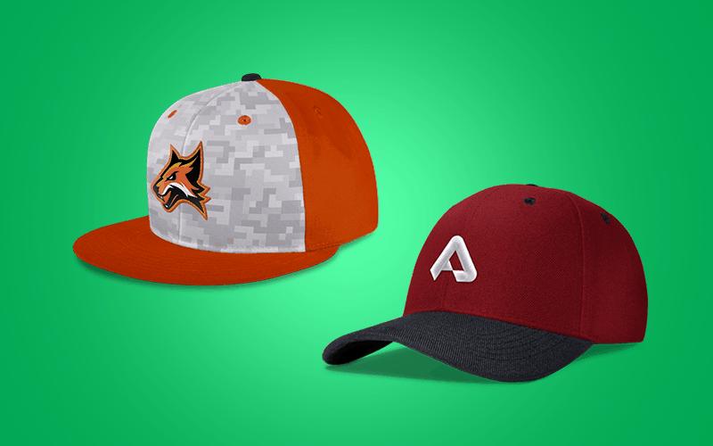 custom hats olympics