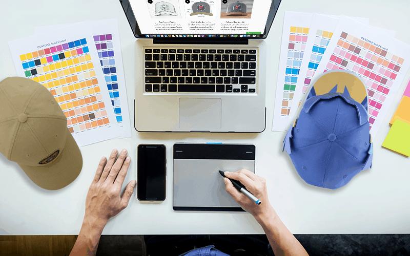 design your own hat online